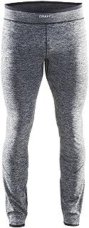 Craft 男士 绿标贴身层 运动内衣 舒适版 长裤 适合中低强度运动 温度-5°C到10°C 跑步、滑雪、骑行、多运动 1903717