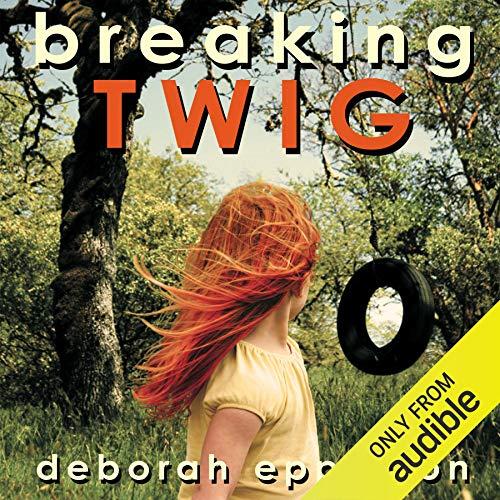 Breaking TWIG audiobook cover art