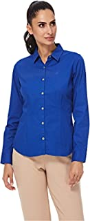 Nautica Shirt for Women - Blue