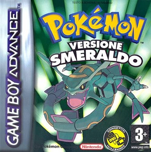 Gameboy Advance - Pokemon smeraldo