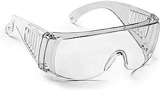 Fellkon® Clear Anti- Fog Lens, Reusable Laboratory Glass For Men's, Women's And Boys. (TRUMPH GLASSES)