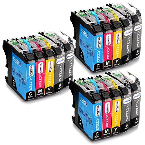 OfficeWorld LC 223 Compatibile per Cartucce...