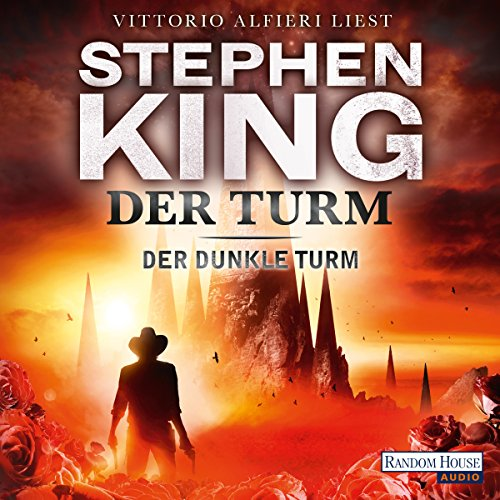 Der Turm audiobook cover art