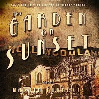 The Garden on Sunset audiobook cover art