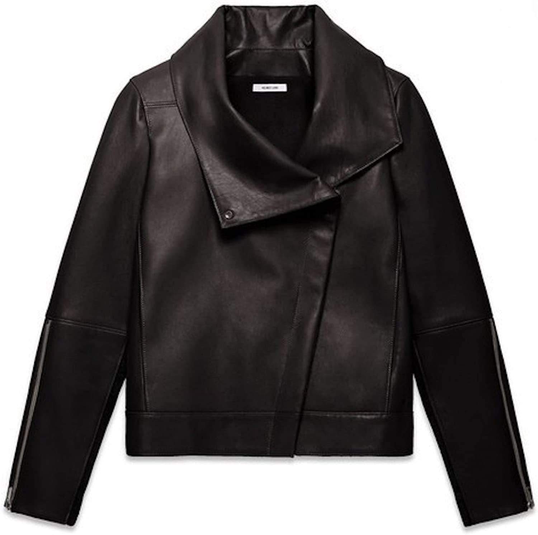 Fadcloset Bailey Womens Leather Jacket