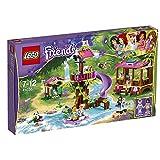 LEGO 41038 - Friends Base di Soccorso Tropicale