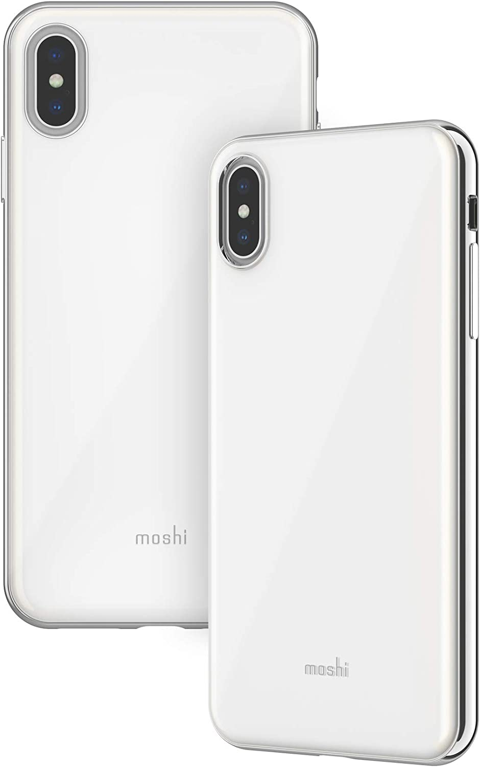 Moshi iGlaze for iPhone Xs Max Case Frame Special sale item Des 6.5-inch Metallic Max 78% OFF