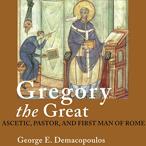Gregory the Great cover art