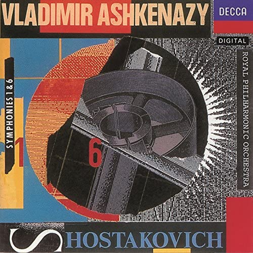 Royal Philharmonic Orchestra & Vladimir Ashkenazy
