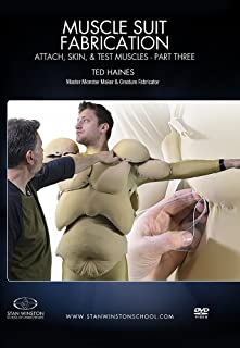 Muscle Suit Fabrication Part 3 - Attach, Skin, & Test Muscles