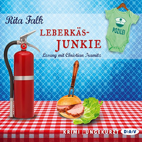 Leberkäsjunkie (Franz Eberhofer 7) audiobook cover art