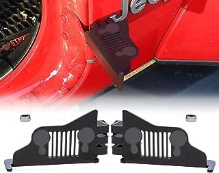 Best jeep wrangler door hinge foot pegs Reviews