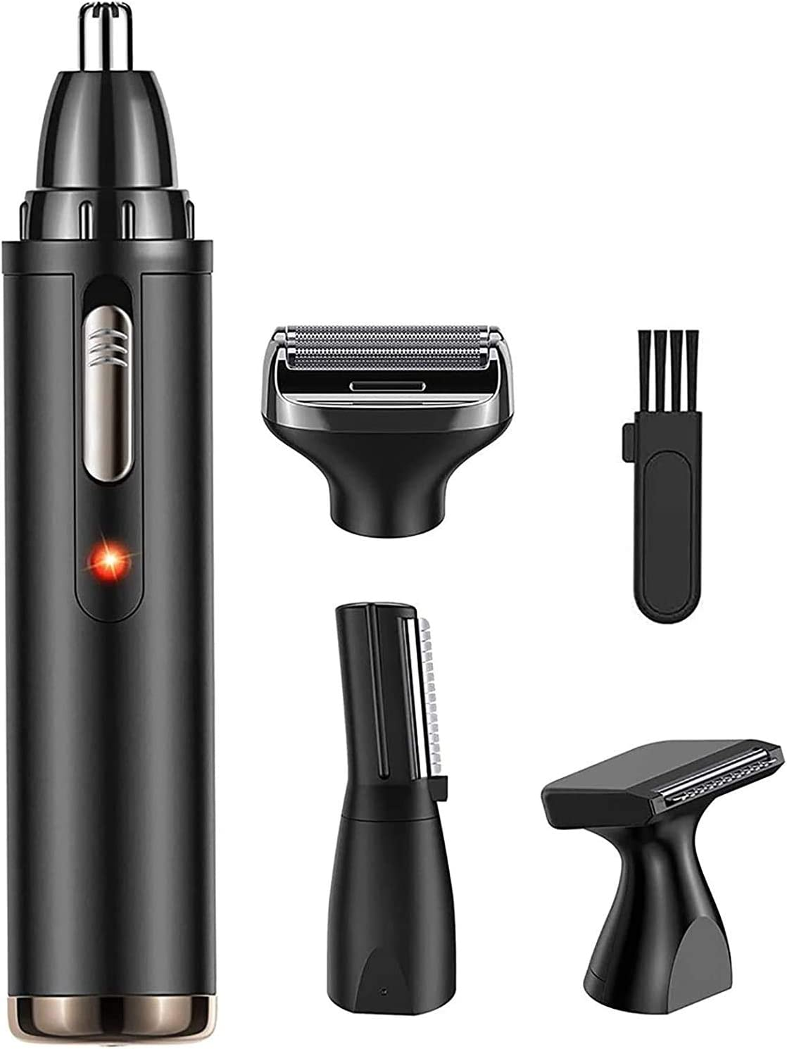 XIXIDIAN Minneapolis Mall Ear and Nose Hair Max 59% OFF Trimmer Nost for Rechargeable Men USB