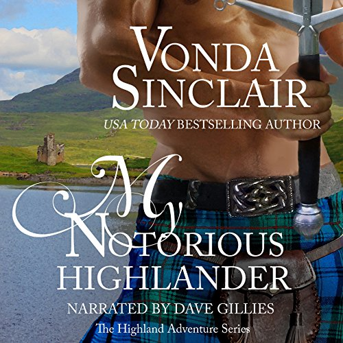 My Notorious Highlander cover art