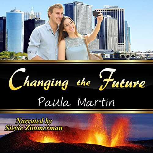 Changing the Future audiobook cover art