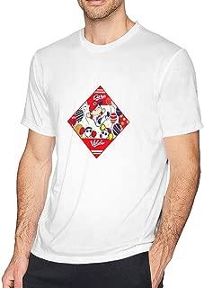 メンズ Carp Hiroshima 広島東洋カープ Tシャツ 半袖 服 春 夏 秋 冬 無地 軽い 柔らかい 丸くび シルエット おしゃれ ファッション 人気 快適 カジュアル
