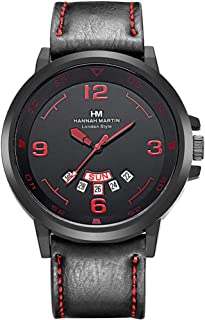 Etbotu Sport Watch for Men?with Double Calendar and Week Display