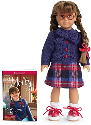 Molly Mini Doll and Book