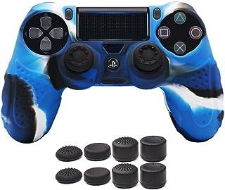 CHIN FAI PS4 Controlador de la Piel Cubierta de la Caja con