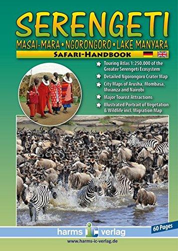 Serengeti Safari Handbook NP GPS r/v harms