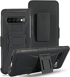il sergente anticaduta Armatura Shell protettivo in lega di zinco dellanello staffa coperchio di protezione redmi Note A3 cassa del telefono di Lite QTRT Adatto for Xiaomi 9 9T CC9E A3 CC9