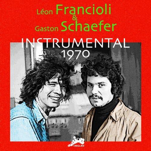 Gaston Schaefer & Léon Francioli