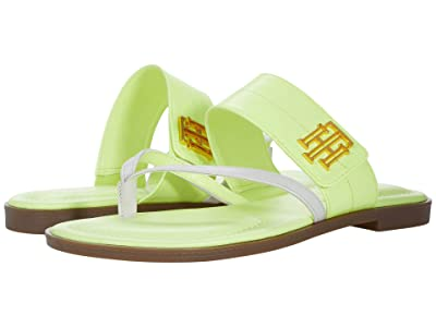 Tommy Hilfiger Meriem (Light Lime/Bone) Women