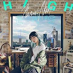 ナナヲアカリ「Higher's High」の歌詞を収録したCDジャケット画像