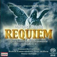 Requiem in C Minor/Missa Sancti Joannis Nepomuceni