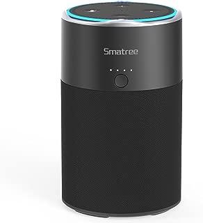 Smatree Echo Dot (Newモデル) 用スピーカーバッテリーベースPS40(10200mAhバッテリー内蔵、14〜16時間まで再生延長)