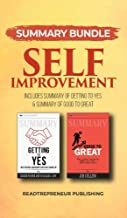 Summary Bundle: Self Improvement - Readtrepreneur Publishing: Includes Summary of Getting to Yes & Summary of Good to Great