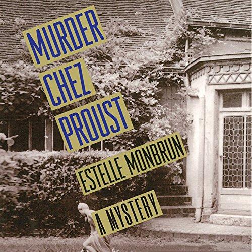 Murder Chez Proust cover art