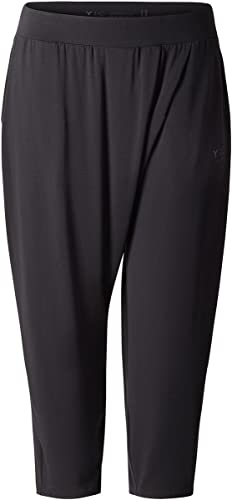 YOGA CURVES Femme avec Pleats Pants