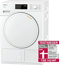 Miele TSB 143 WP Wärmepumpentrockner / 7kg Schontrommel / 24h Startvorwahl / Trommelbeleuchtung / 11 Programmen / PerfectDry