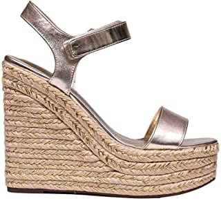 KENDALL + KYLIE Luxury Fashion Womens KKGRAND12 Bronze Wedges | Fall Winter 19