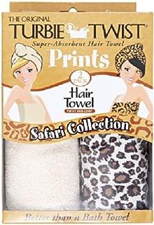 Turbie Twist Turbie Twist Microfiber Hair Towel 2 pk