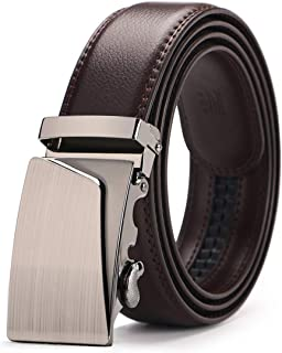Mens Fashion Famous Brand Leather Luxury Male Top Sale Automatic Buckle Belts
