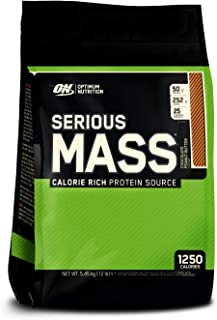 Optimum Nutrition ON Serious Mass proteina en polvo mass