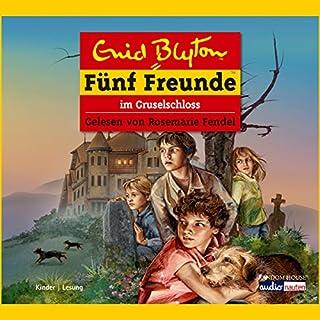 Fünf Freunde im Gruselschloss (Fünf Freunde 52) Titelbild
