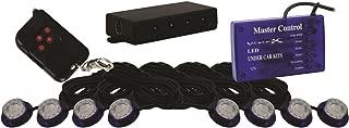 Vision X 4005372 - Tantrum Blue LED Rock Light Kit