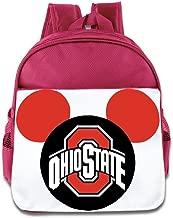 XJBD Custom Cute Cartoon Ohio Children School Bagpack Bag For 1-6 Years Old RoyalBlue