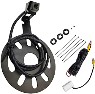 $53 » Spare Tire Mount Backup Camera Reverse Rear View Camera Replacement for 2007-2018 Jeep Wrangler