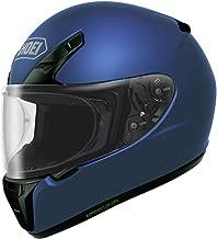 Shoei RF-SR Street Racing Motorcycle Helmet - Matte Blue/Medium