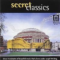 Secret Classics by Secret Classics (2013-05-03)