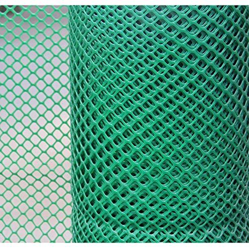 Red Seguridad para Niños Red Decorativa Protectora Malla de Plástico for Jardín, Actualización for Niños Malla de Seguridad de Plástico, Excelente Valla de Jardín Red de Cría Red de Aislamiento de Ani
