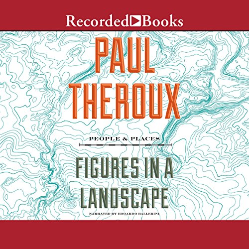 Figures in a Landscape audiobook cover art