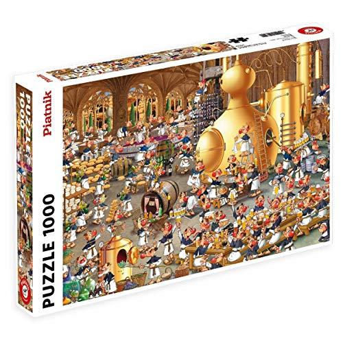 Piatnik 5465'Ruyer - Brewery Puzzle (1000 Piezas)