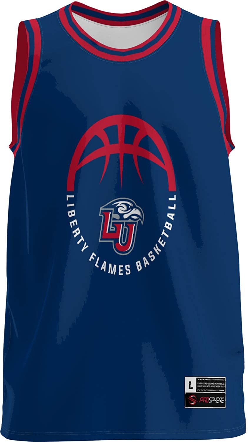 ProSphere Max 44% OFF Liberty University Boys' Basketball Jersey Direct sale of manufacturer
