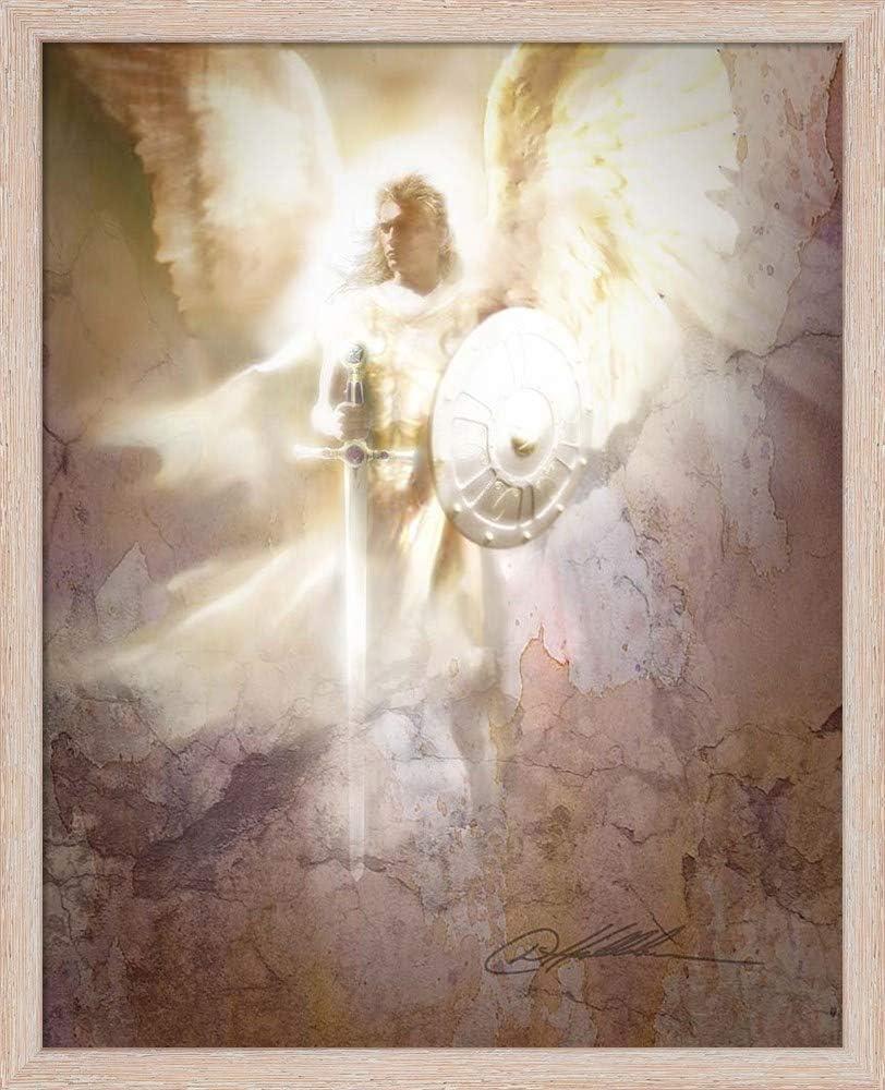 Archangel by Danny Hahlbohm Framed Wall Art Print Sale price ...