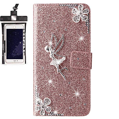 Buy LQinuan Flip Case for Huawei P30 lite Shockproof Ultra Thin Protective Cover, Design Cell Mobile...